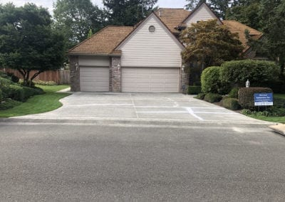 driveway cracks