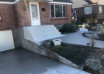 stairway finish