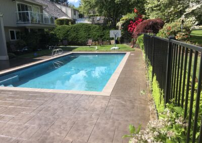 Swimming Pool After